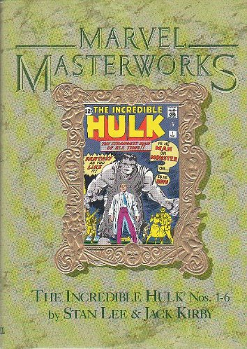 Marvel Masterworks Vol 8: The Incredible Hulk