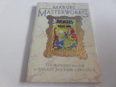 9780871355959: Marvel Masterworks: The Avengers Volume 2 (Reprints The Avengers #11-20) (#9) (1989)