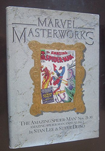 9780871355966: Marvel Masterworks 10: The Amazing Spider-Man (Issues 21-30 and Annual #1) (v. 10)