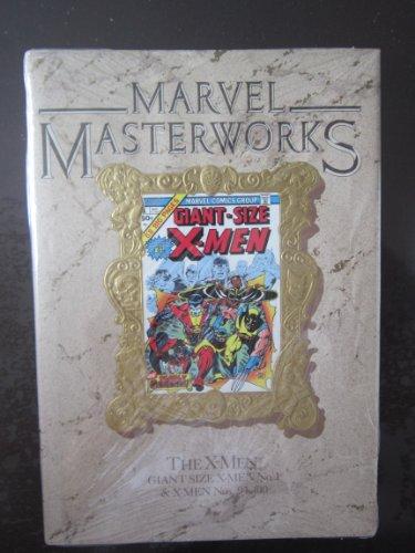 Marvel Masterworks Presents the X-Men: Giant-size X-Men, No. 1 and X-Men, No. 94-100: Chris ...