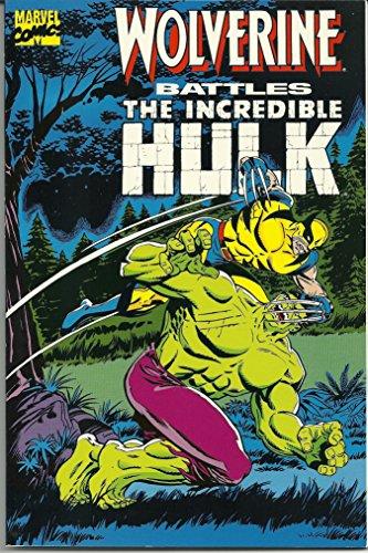 9780871356123: Stan Lee Presents Wolverine Battles the Incredible Hulk