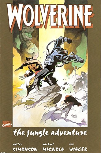 9780871356130: Wolverine: The Jungle Adventure