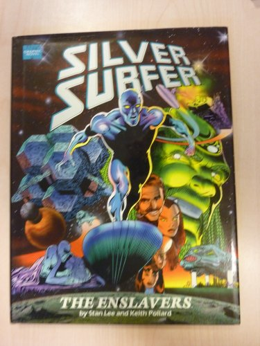 Marvel Graphic Novel #58 Silver Surfer: The Enslavers