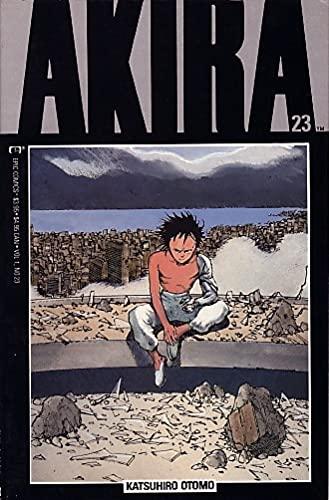 Akira No. 23 : Akira's Rain: Otomo, Katsuhiro