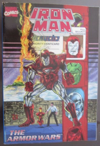 9780871356277: Iron Man: The Armor Wars (Marvel Comics)