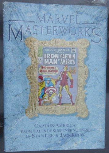 Captain America (Marvel Masterworks Series : Vol 14) (v. 14): Lee, Stan