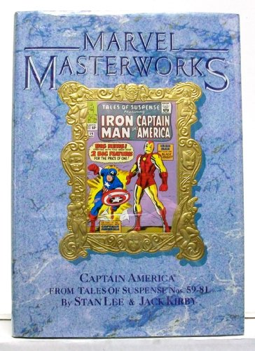Marvel Masterworks Vol 14: Captain America