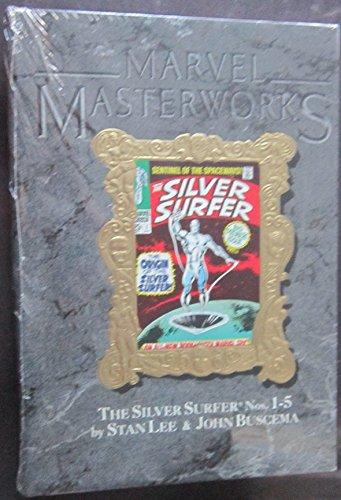 9780871356314: Silver Surfer, Nos. 1-5
