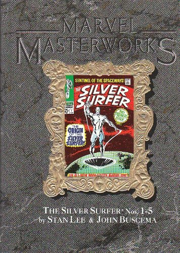 Marvel Masterworks Presents the Silver Surfer: Lee, Stan and