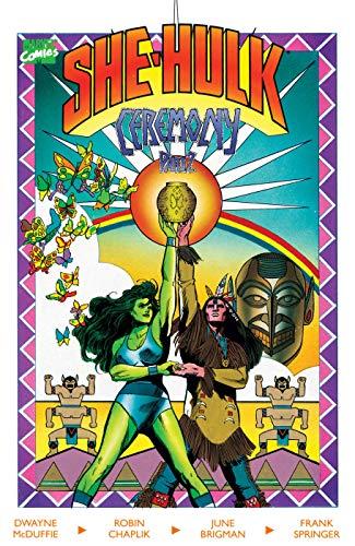 9780871356338: She-Hulk: Ceremony, Part 2