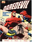 9780871356345: Daredevil in Marked for Death (Stan Lee Presents)