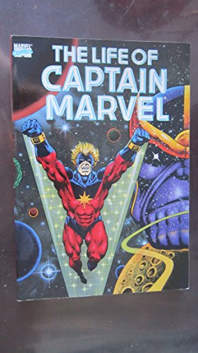 9780871356352: The Life of Captain Marvel