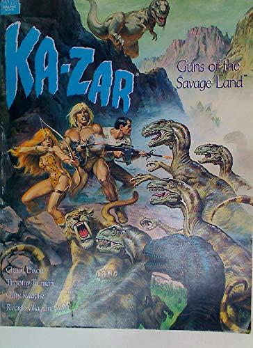 Ka-zar: Guns of the Savage Land: Dixon, Chuck; Truman,