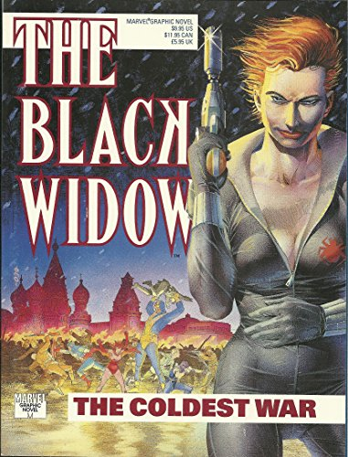 The Black Widow: The Coldest War (Marvel Graphnic Novel)