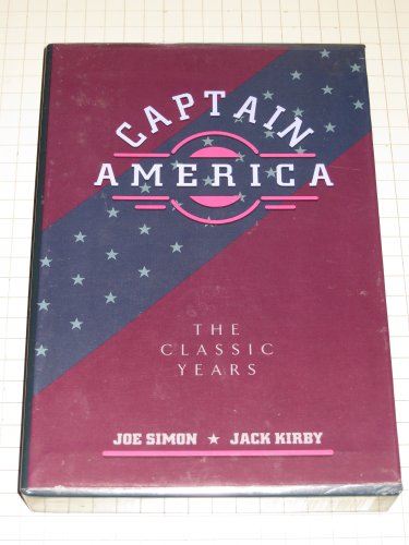 Captain America the Classic Years.: Simon, Joe & Kirby, Jack.