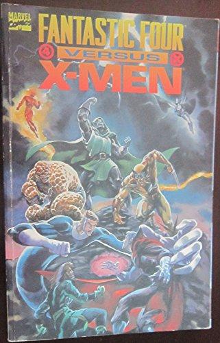 9780871356505: Fantastic Four Vs. the X-Men