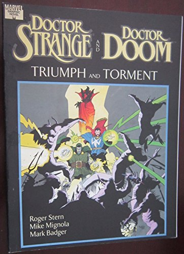 9780871356604: Dr. Doom/Dr. Strange: Triumph and Torment