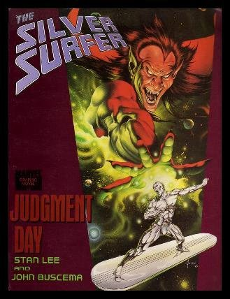 9780871356635: Silver Surfer: Judgement Day