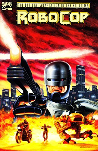 9780871356659: Robocop: Part man, part machine, all cop (Marvel comics)