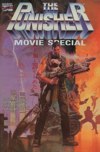 9780871356727: Title: The Punisher Movie special