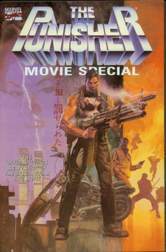 9780871356727: The Punisher: Movie special