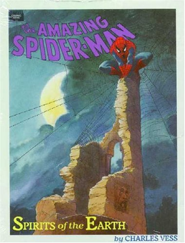 The Amazing Spiderman - Spirits of the Earth (signed): Vess, Charles