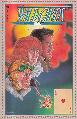 Wildcards - Heart Of The Matter: Lewis Shiner; Melinda Snodgrass; Barry Kitson and Keith Williams