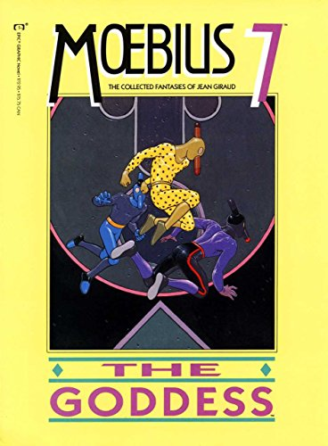 Moebius 7: The Goddess: Moebius