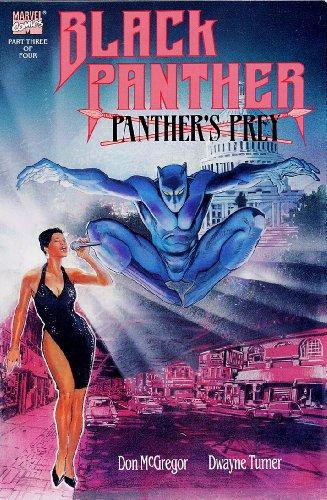 9780871357250: Black Panther, Panther's Prey, Part 3 of 4 (Part 3)