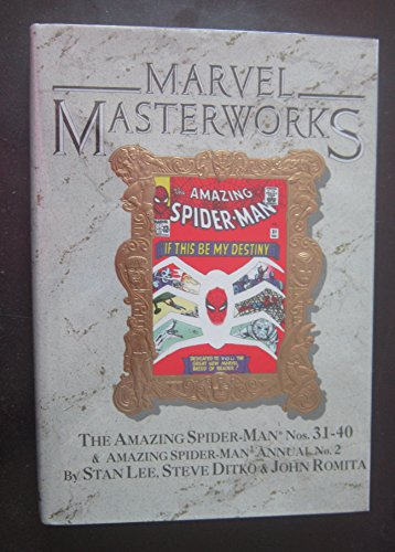 9780871357304: Marvel Masterworks Vol. 16: Amazing Spider Man (Reprints #31-40 & Annual #2)