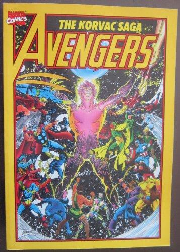 Avengers: The Korvac Saga: Jim Shooter