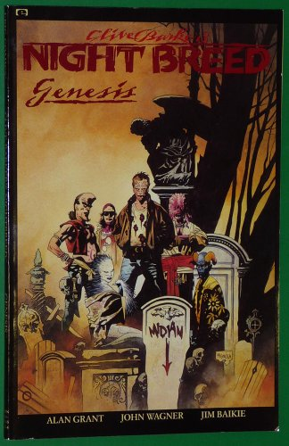 9780871357670: Clive Barker's Nightbreed Genesis
