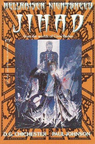 9780871357687: Jihad Hellraiser Nightbreed Book #1