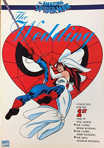 9780871357700: The Amazing Spider-Man: The Wedding
