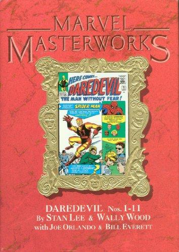 Marvel Masterworks: Daredevil (Marvel Masterworks, V. 17): Lee, Stan; Wood, Wally