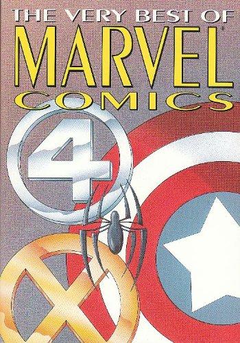 9780871358097: The Very Best of Marvel Comics