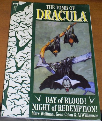 9780871358387: Day of Blood! Night of Redemption! (Tomb of Dracula, Book 2 of 4)
