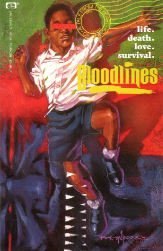 9780871358639: Bloodlines: Tales from the Heart of Africa