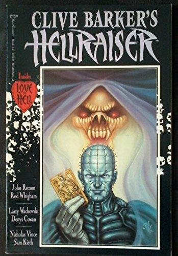9780871358691: Clive Barker's Hellraiser Book 12 (Hellraiser, Book 12, 12)
