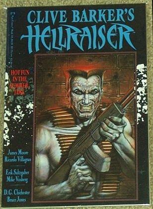 9780871358721: Clive Barker's Hellraiser: Book 15 (Fifteen)