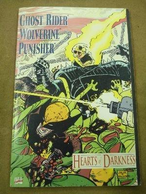 9780871358738: Ghost Rider, Wolverine, Punisher: Hearts of Darkness