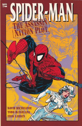 9780871358899: Spider-Man: The Assassin Nation Plot (Amazing Spider-Man)