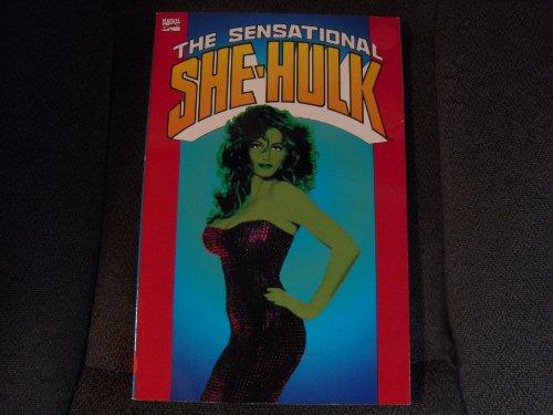 9780871358929: The Sensational She-Hulk
