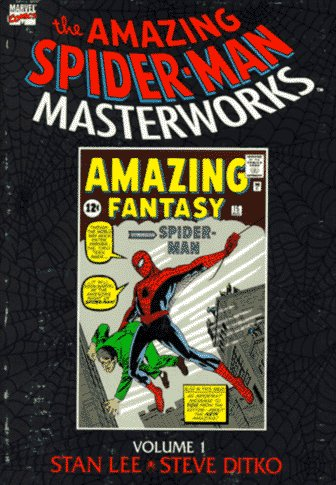 001: The Amazing Spider-Man Masterworks (Amazing Spider-Man, No. 1-5)