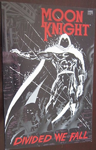 9780871359094: Moon Knight: Divided We Fall