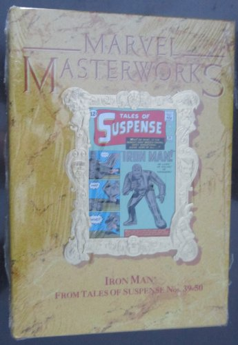 Marvel Masterworks Volume 20. Iron Man: From Tales of Suspense Nos. 39-50