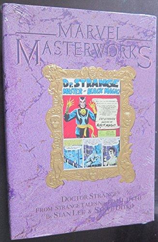 Marvel Masterworks, Volume 23: Dr. Strange (Marvel Masterworks, V. 23): Lee, Stan; Ditko, Steve