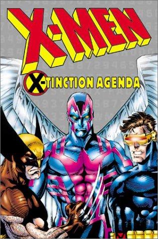 9780871359223: X-Men: X-Tinction Agenda TPB