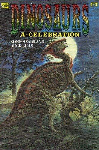 9780871359247: Dinosaurs -- A Celebration, Vol. 3: Bone-Heads and Duck-Bills