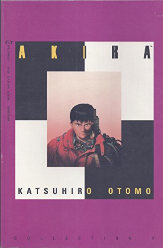 9780871359391: Akira Collection, Book 7